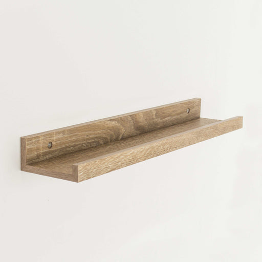 Dura Display Shelf in Oak Effect