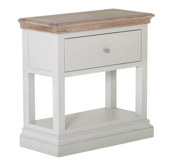 Rosa Console Table with 1 Drawer