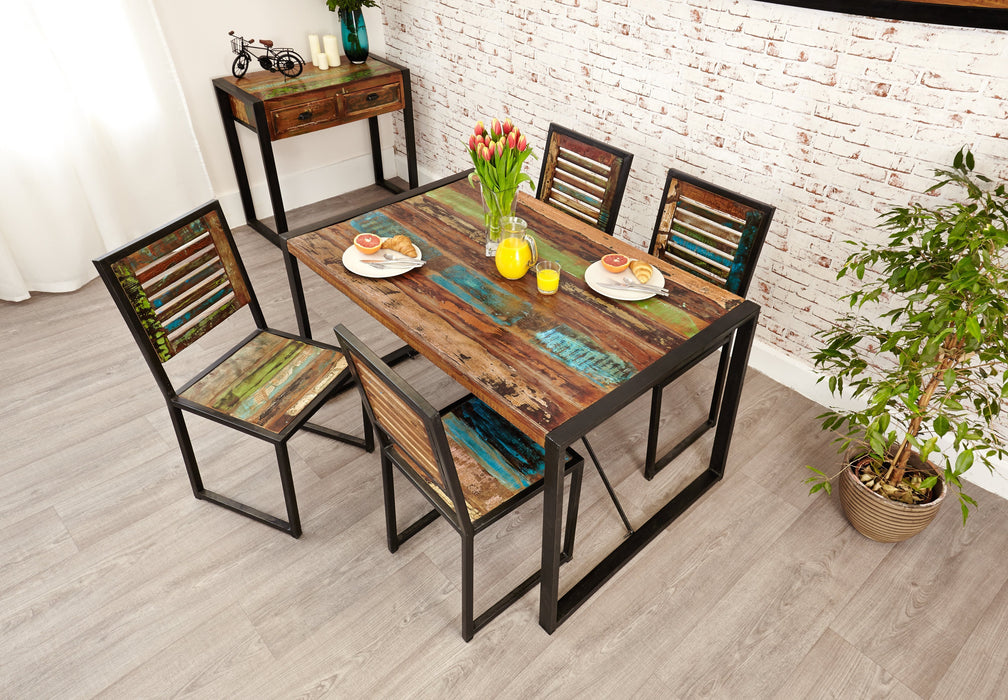 Urban Chic Dining Table Small - bedrooms & dining.co.uk