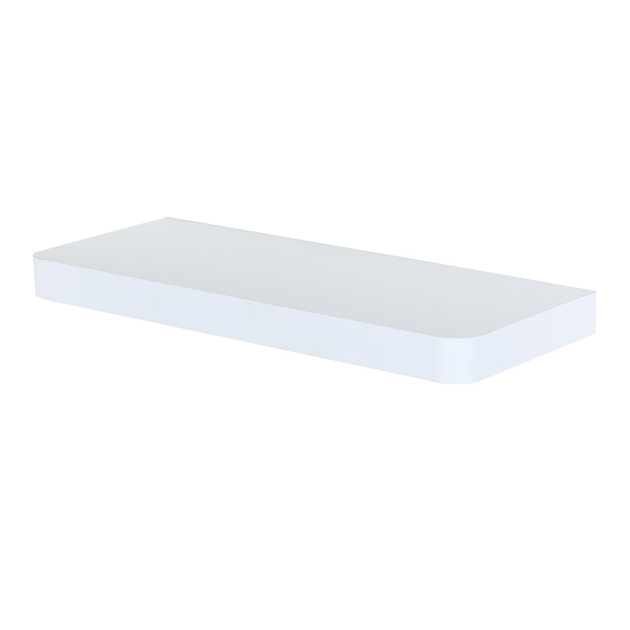Arran Floating Shelf Kit in Matt White