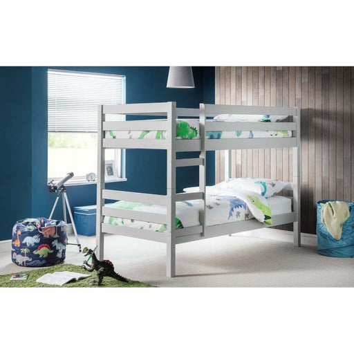 Julian Bowen Camden Grey Bunk Roomset