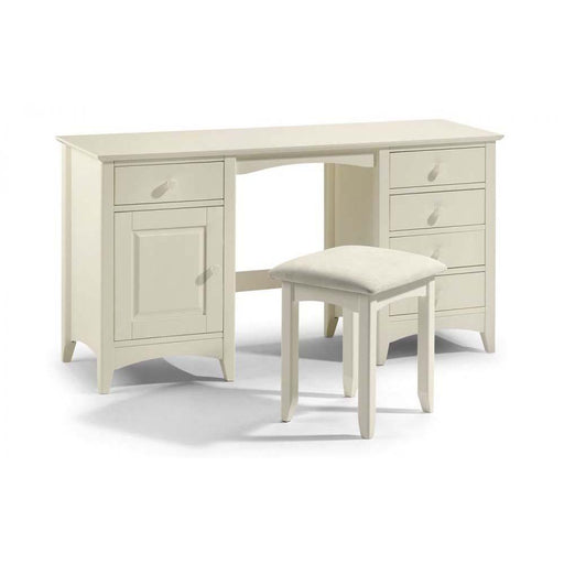 Julian Bowen Cameo Dressing Table And Stool