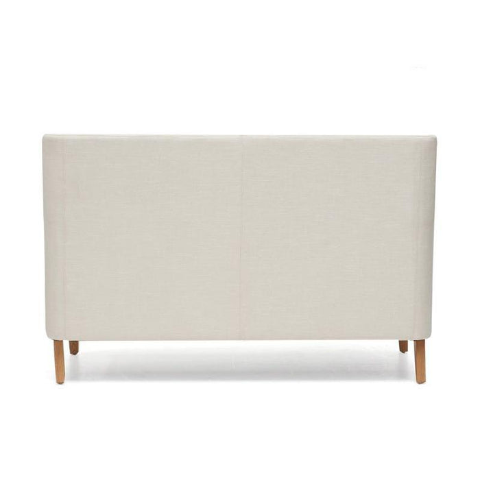 Casa Bella 2 Seater Sofa - Ivory Linen - PT28015 Additional Image 4