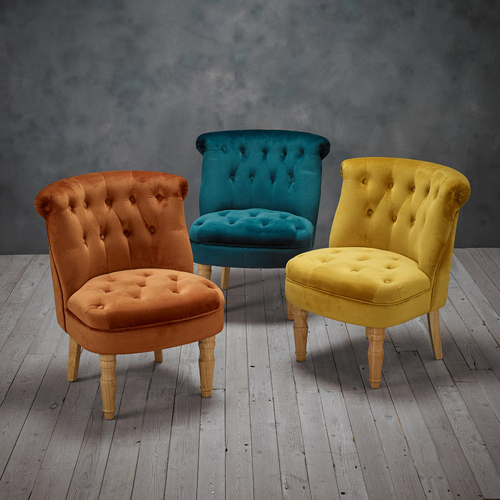 Charlotte Chair Teal