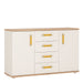 4Kids 2 Door 4 Drawer Sideboard