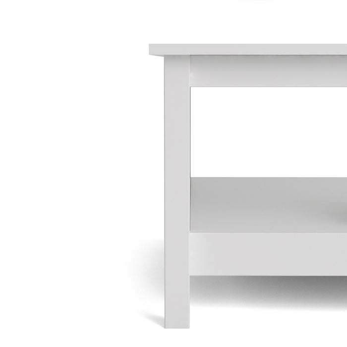 Barcelona Coffee table in White