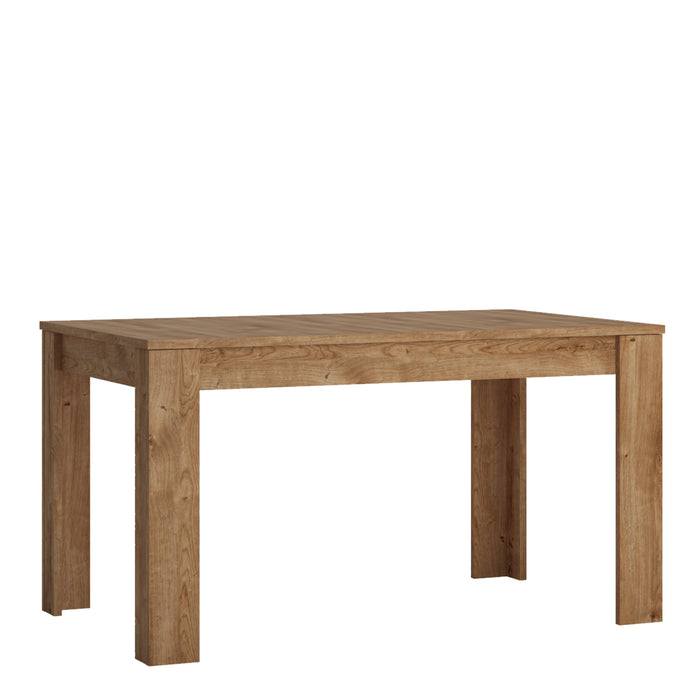 Fribo extending dining table 140-180cm in Oak