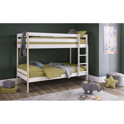 Julian Bowen Nova Bunk Bed Roomset