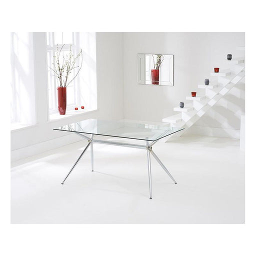 Salento 150cm Glass Dining Table - PT31080