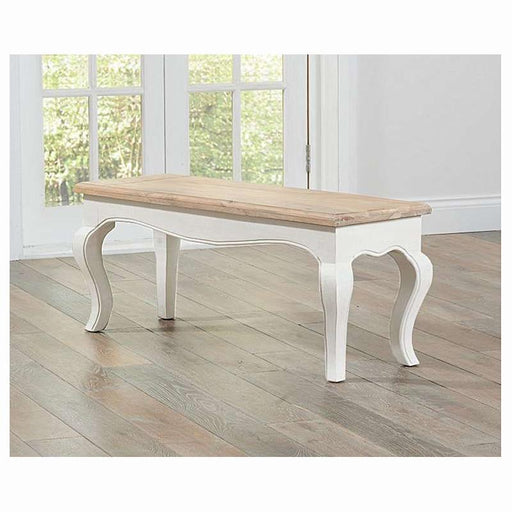 Sienna Small Bench (Use with 130cm Table) - PT32016