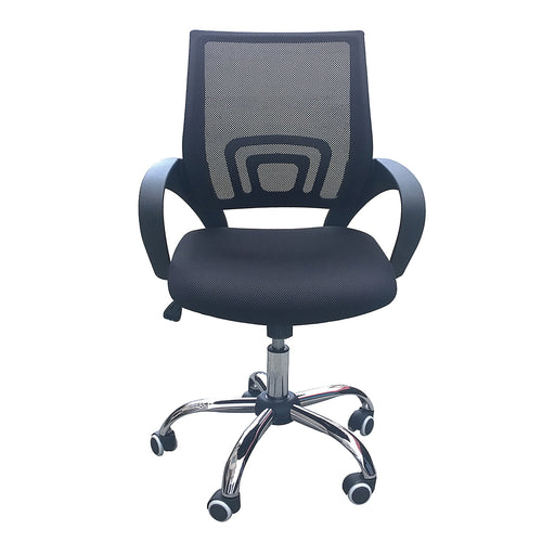 Tate Mesh Back Office Chair Black