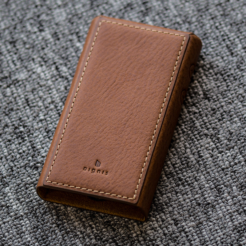 R5 Dignis Leather Case - HiBy | Make Music More Musical