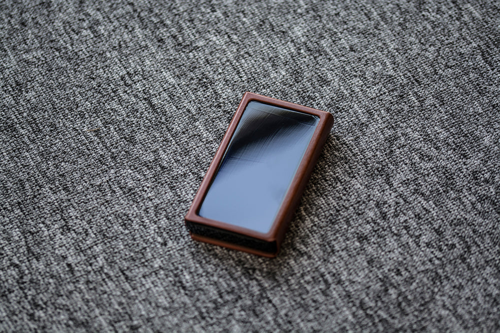 R5 Leather Case