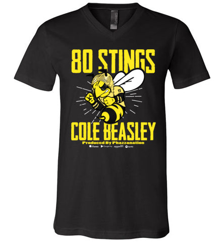 Bee Men's V-Neck