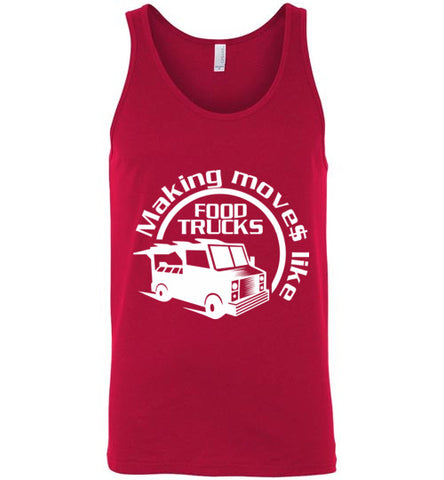 Making Move$ Men's Tank
