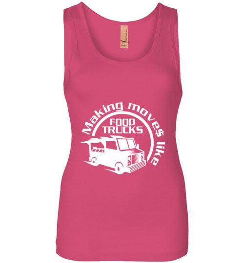 Making Move$ Women's Tank