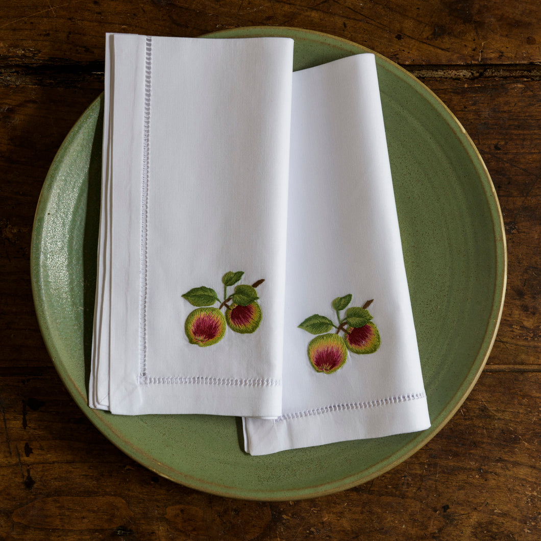 Apple napkins