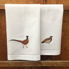 Grouse hand towels