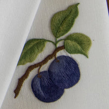Orchard Fruit napkins