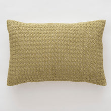 Shell crochet cushion