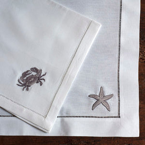Placemat and napkin set of 4