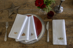 Christmas Fare set of 4