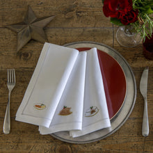 Christmas Fare napkins