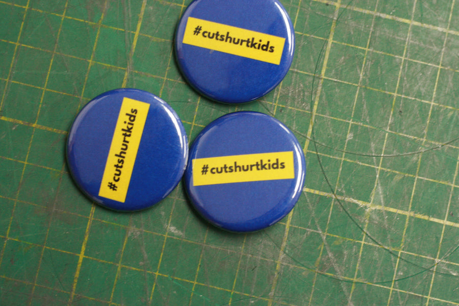 What Issues Matter To You? | Custom Campaign Buttons