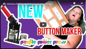 Get A Button Maker from Custom Buttons Ottawa! | Button Maker Unboxing Videos