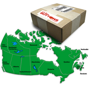 Package showing Canada wide delivery