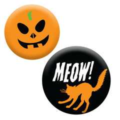 Design and Order Halloween Themed Pins Online Pick up in Ottawa