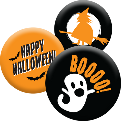 Buttons as Halloween Trick or Treat Giveaway