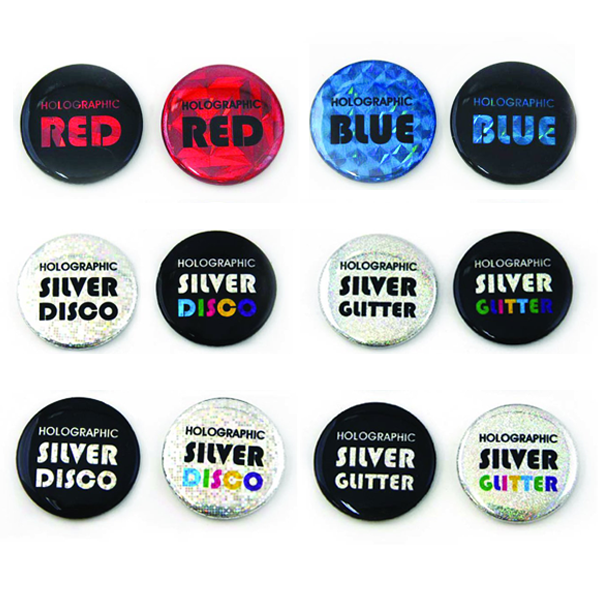 Buttons, Badges & Pins - Questions about button making