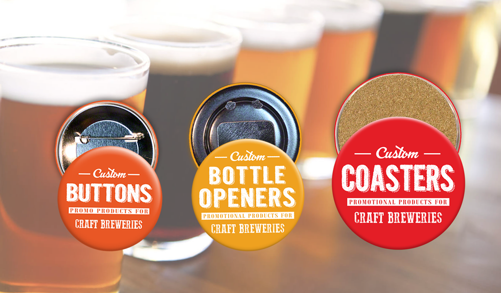 Popular Promotional Products Craft Beer Company
