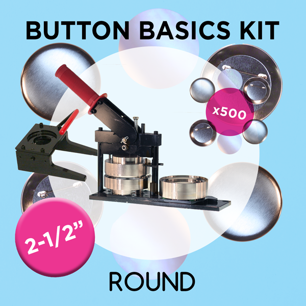 make lots of big buttons
