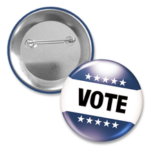 Campaign and Election Button