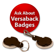 Ask about Versaback Badges