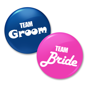 Custom Team button - Custom Buttons Ottawa