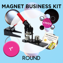 start a magnet making business
