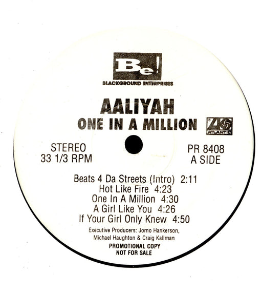 One In A Million (2xLP, Album, Promo)