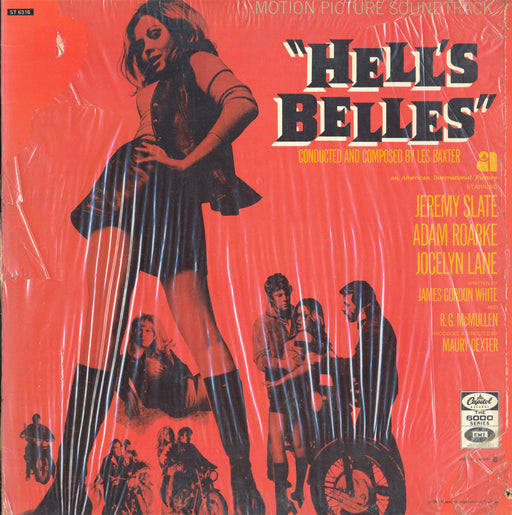 Hell's Belles (1st, SEALED)
