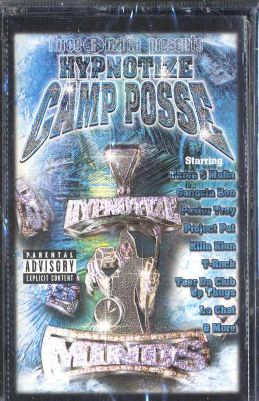 Hypnotize Camp Posse SEALED