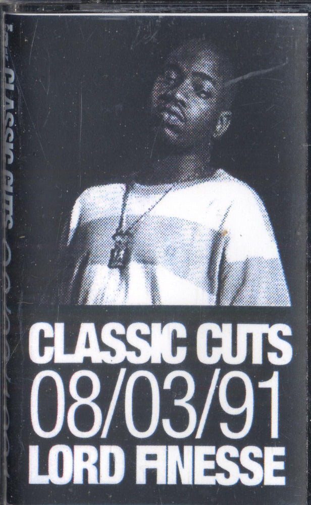 Lord Finesse ?– 08/03/91
