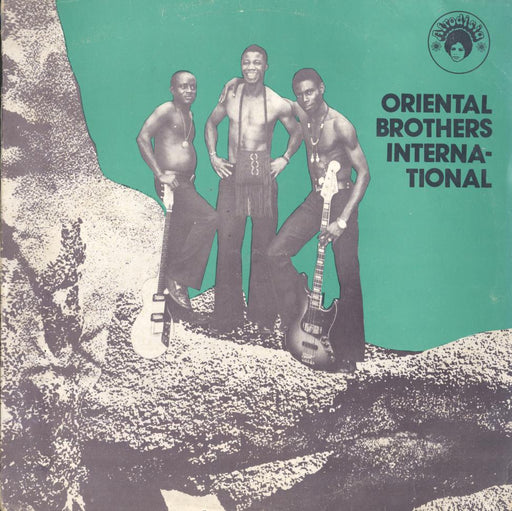 Oriental Brothers International (1st, OG)