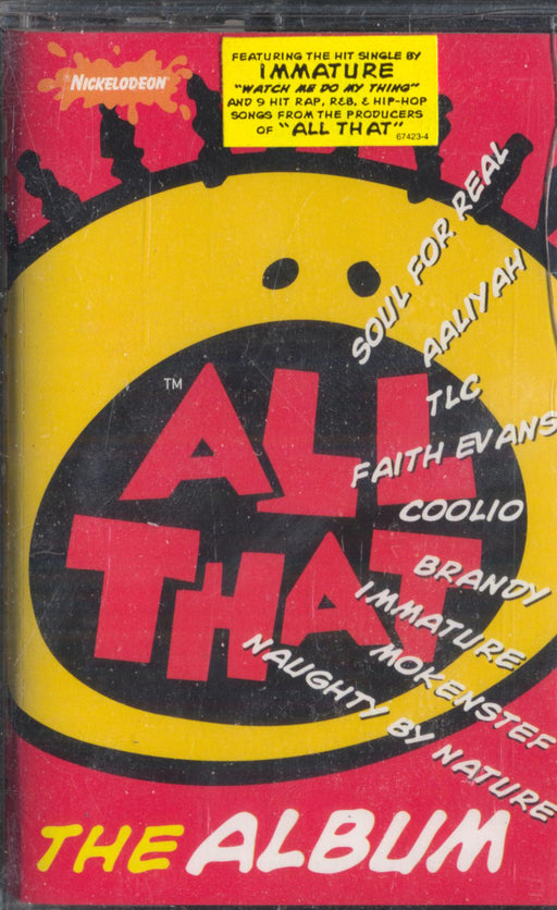 All That: The Album (CASSETTE)