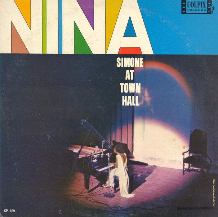 Nina Simone At Town Hall (MONO)