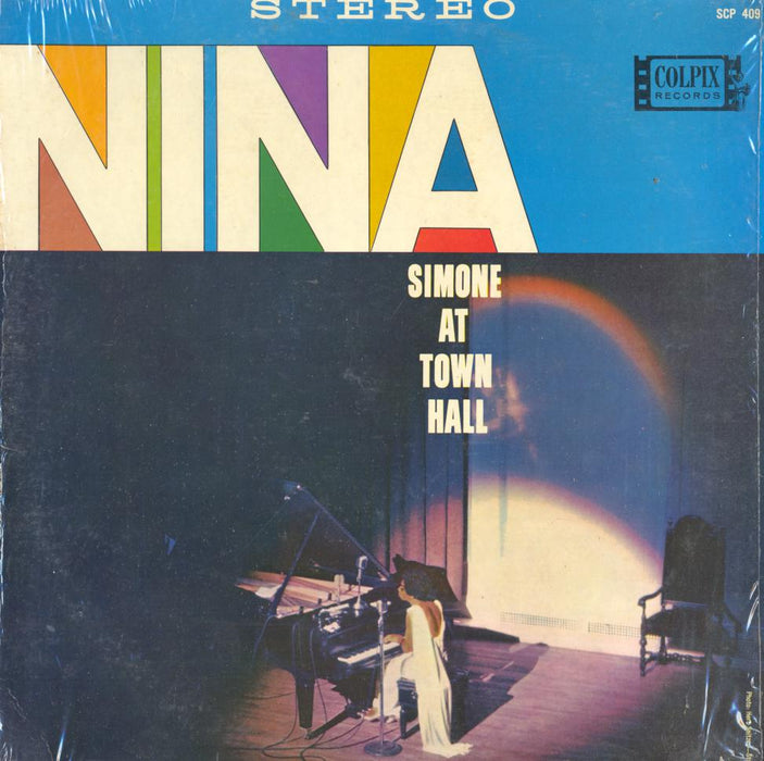 Nina Simone At Town Hall (STEREO)