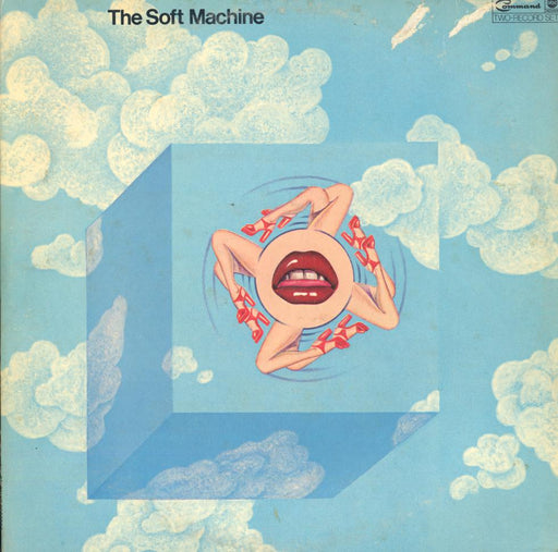 The Soft Machine (1st, US Press)
