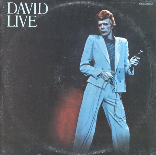 David Live (1st, US Press)