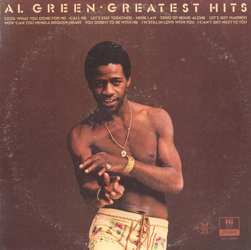 Greatest Hits (1st, US Press)